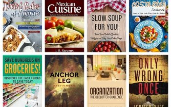 10 FREE Kindle Books for 2/7
