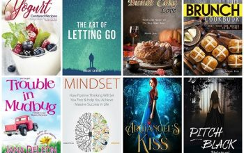10 FREE Kindle Books for 2/9