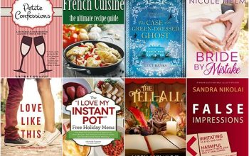 10 FREE Kindle Books for 2/14