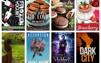 10 FREE Kindle Books for 2/15