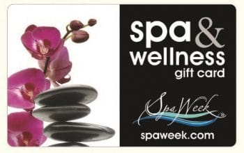 Enter to Win a $1,000 Spa & Wellness Gift Gard (ends 4/30)