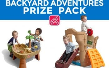Step2 Backyard Adventures Sweepstakes (ends 3/31)