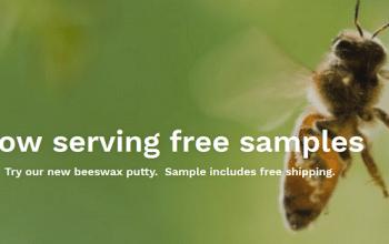 FREE Beeswax Putty Sample