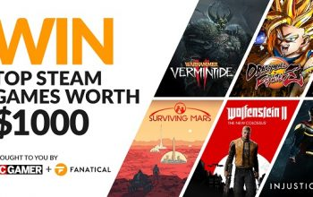 Enter to Win $1000+ Worth of PC Games (ends 3/26)