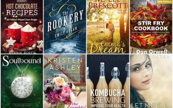 10 FREE Kindle Books for 3/2