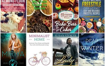 10 FREE Kindle Books for 3/22