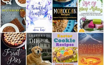 10 FREE Kindle Books for 3/28