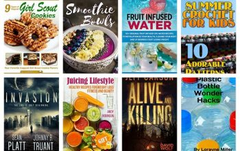 10 FREE Kindle Books for 3/29