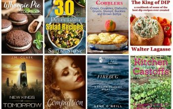 10 FREE Kindle Books for 3/5