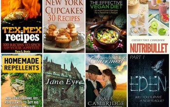 10 FREE Kindle Books for 3/6
