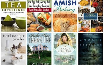 10 FREE Kindle Books for 3/8