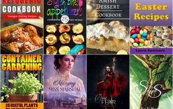 10 FREE Kindle Books for 3/12