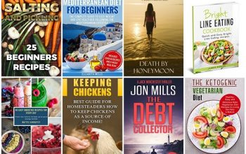 10 FREE Kindle Books for 3/13
