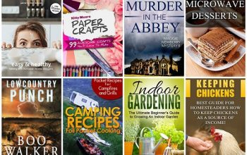 10 FREE Kindle Books for 3/14