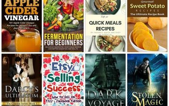 10 FREE Kindle Books for 3/16