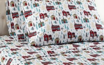 Enter to Win a Micro Flannel Quilt Set (ends 4/22)
