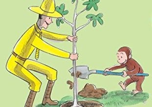 FREE Curious George Earth Day Printables & Activities