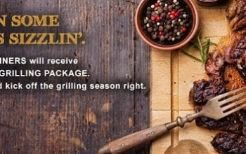 Enter to Win an Ultimate Grilling Package (ends 6/28)