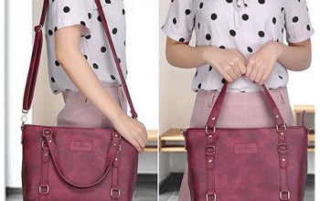 Faux Leather Crossbody Bags Only $8.99!