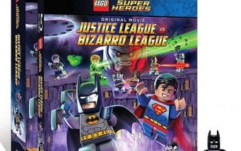 Justice vs. Bizarro League Blu-ray Combo Pack + Minifigure Only $7.99!