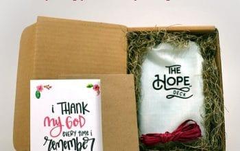 FREE Jen Gordon Mother's Day Gift Box ($50 value)