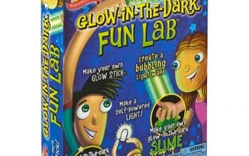 Scientific Explorer Glow in The Dark Fun Lab Only $7.91! (reg $22)