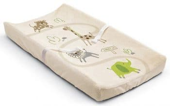 Summer Infant Ultra Plush Changing Pad Cover Only $4.99! (reg $12.99)