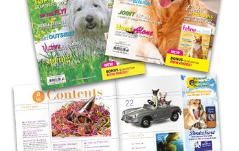 FREE Issue of Animal Wellness Magazine
