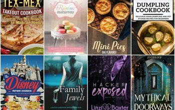 FREE Kindle Books for 4/19