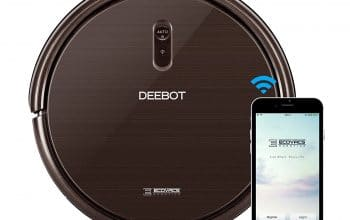 Amazon Deal of the Day: DEEBOT Robot Vacuum Cleaner only $179.98!