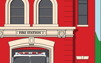FREE Let's Have Fun With Fire Safety Activity Book