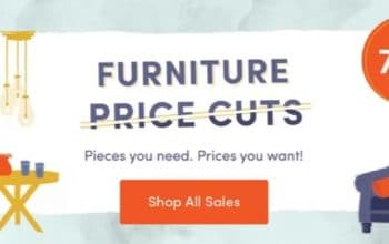 Wayfair: Furniture and Decor Up to 70% Off!