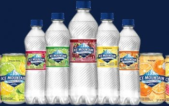 FREE 8-pack Sparkling Ice Mountain Water (coupon)