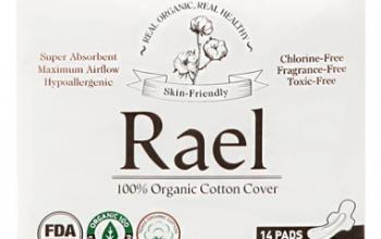 FREE Rael Pad & Liner Samples