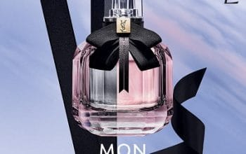 FREE Mon Paris Fragrance Sample