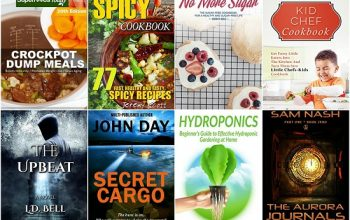 10 FREE Kindle Books for 4/9