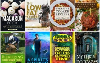 10 FREE Kindle Books for 4/10
