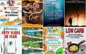 10 FREE Kindle Books for 4/13
