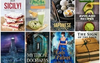 10 FREE Kindle Books for 4/18