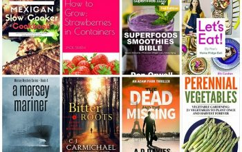 10 FREE Kindle Books for 4/30