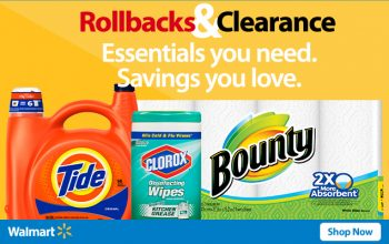 Walmart Rollbacks & Clearance 5/5