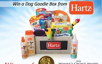 Enter to Win a Dog Goodie Box (ends 6/1)
