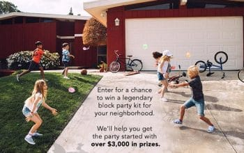 Gymboree No Rules Summer Block Party Sweepstakes (ends 5/22)