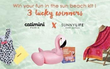 Catimini Fun in the Sun Giveaway (ends 6/11)