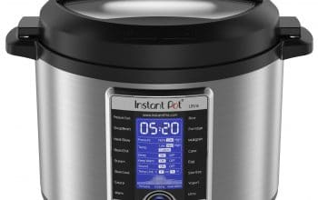 Amazon: 6 Qt Instant Pot Ultra only $109.99! (Reg. $149.95)