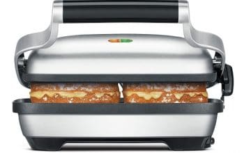 Breville Panini Press Only $43.95 Shipped! (reg $99.95) TODAY ONLY!