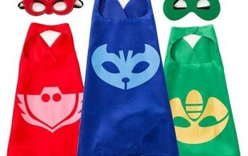 Set of 3 PJ Masks Cape & Masks Only $11.99!