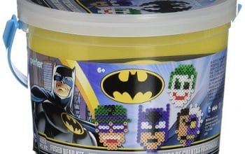 Perler Fused Batman Bead Bucket Kit Only $8.49! (reg $12.99)