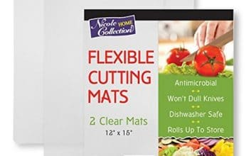 Set of 2 Flexible Cutting Board Mats Only $3.99!