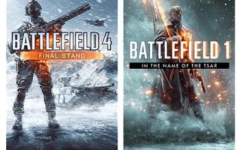 2 FREE Battlefield Games for Xbox One (reg $14.99 each)